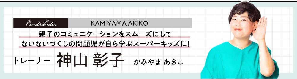 投稿者アーカイブ:神山 彰子